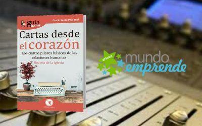 Beatriz de la Iglesia presenta su libro en 'Mundo Emprende'
