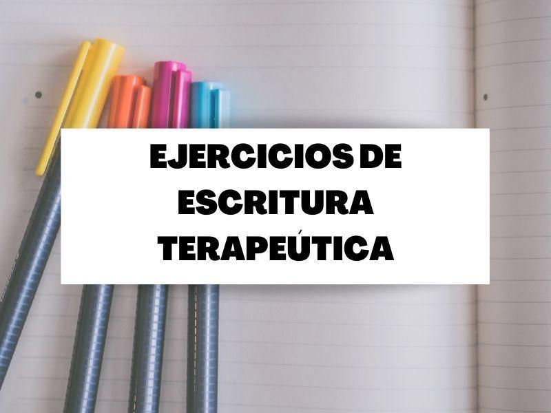 Escritura terapéutica: ejercicios sencillos para el día a día